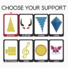 Choose your Support by Imperonism