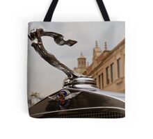 1932 Cadillac Hood Ornament Tote Bag