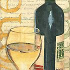 Italian Wine and Grapes 2 by Debbie DeWitt