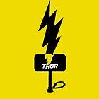 The Thor Network by Mark Henggeler