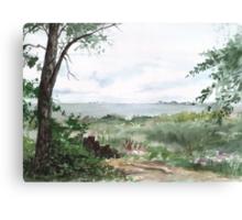 Plein Air 9 Canvas Print