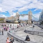 Tower Bridge - London by AltheeaAdebisy