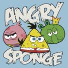 Angry Sponge by JcDesign