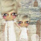 seaside angels by © Karin  Taylor
