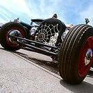 Rat Rod in Vegas by ponycargirl