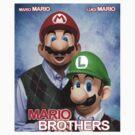 mario step bros by cactus80