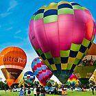 Hamilton Balloon Festival by elky