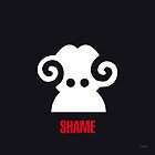 Negemotion: SHAME by ligaturedesign
