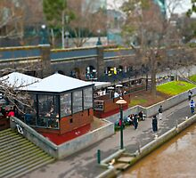 Modelling Melbourne - By The River by paulmcardle