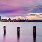 Perth City by Ben Reynolds