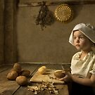 Potatoes by Bill Gekas