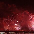 MACY'S FIREWORKS DISPLAY 2012 by KENDALL EUTEMEY