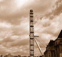 London Eye by vbk70