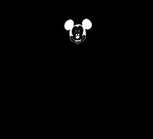 Mickey Mouse head by prjncess