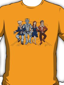 Wizard of Who T-Shirt