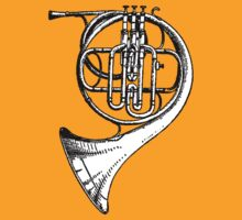 (BLOW MY OWN HORN)-FRENCH HORN by OTIS PORRITT