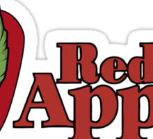 RED APPLE CIGARETTES!! Sticker