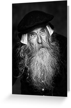 A Wise Old Man by Patricia Jacobs CPAGB LRPS BPE3
