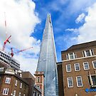 The Shard, London by Mark Baldwyn