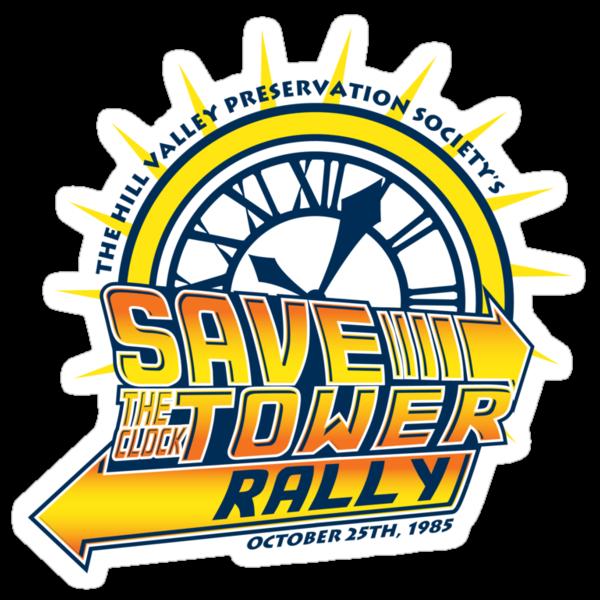 Save The Clock Tower by Joe Dugan