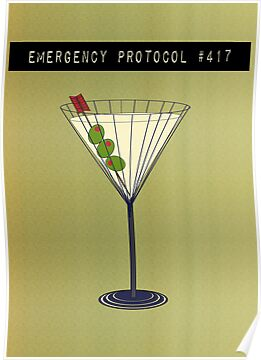 Emergency Protocol #417 by Amiteestoo