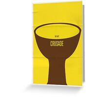 Crusade Greeting Card