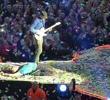 Coldplay by MMApparel