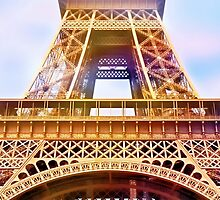 Eifel Tower 001 by Peter Rivron