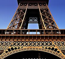 Eifel Tower 002 by Peter Rivron