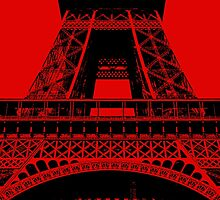 Eifel Tower 003 by Peter Rivron