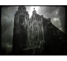 St Agnes Church III Photographic Print