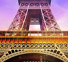 Eifel Tower 005 by Peter Rivron