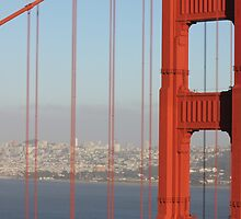 The Golden Gate by KatillacPhotos