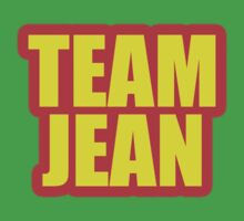 TEAM JEAN by satorner