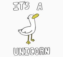 It's a unicorn Kids Clothes