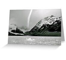 Patagonia Winds Greeting Card