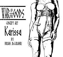 Karissa B&W Varaint by apanderson89