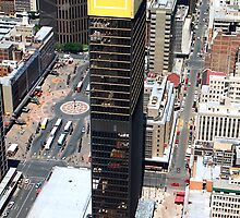 City View Johannesburg, South Africa by Carole-Anne