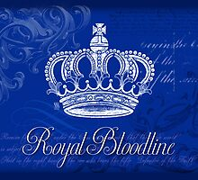Royal Bloodline - Blue by Susan Sowers