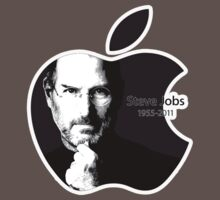 Apple  Steve Jobs .. Stay Hungry, Stay Foolish. by YabuloStore919