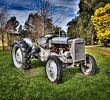 Ten Minutes By Tractor by Shari Mattox