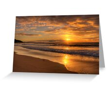Daydream Believer - Whale Beach,Sydney - The HDR Experience Greeting Card