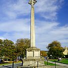 War Memorial at Broadway, UK  by Rod Johnson
