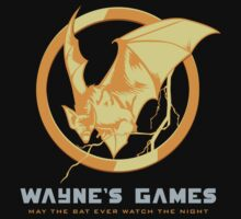 Wayne's Games by studown