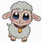 Cute Sheep by Olluga