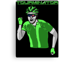 Tourminator Canvas Print