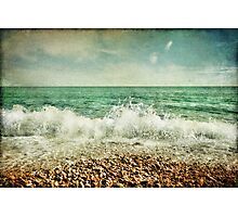 Beside the sea V Photographic Print