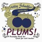 Ashley Schaeffer's Plums by Amanda Cleal