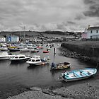 Aberaeron Harbour by Dave Ward