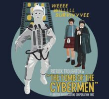 Doctor Who - The Tomb of the Cybermen by Tim Foley